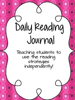 Daily Reading Journal
