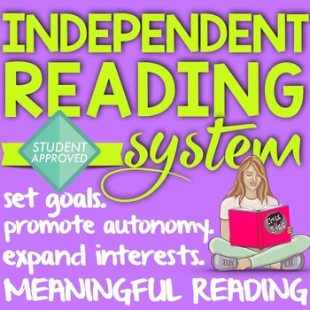 Independent Reading Program {Daily Log}