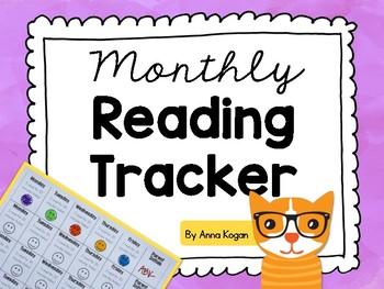 Daily Reading Tracker