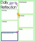 Daily Reflections Month by Month
