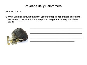 Daily Reinforcers 41-50 s (science)
