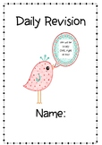 Daily Revision Workbook
