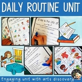 Daily Routine Unit A day in the life of ...