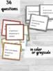 Conversation Cards- Reflexive Verbs