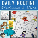 Daily Routines ESL Action Verbs
