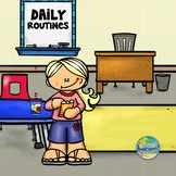 Daily Routines for Preschool Students