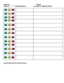 Daily Schedule/Behavior Tracker
