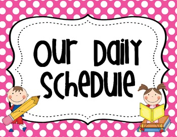 Image result for daily class schedule clipart