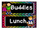 Rainbow Daily Schedule Cards *Editable*