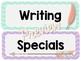 Daily Schedule Clip Chart: Woodland Wonderland Classroom Decor