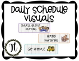 Daily Schedule VIsual