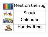 Daily Schedule and Cues - Visual Aids