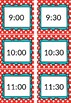 Daily Schedule with Dr Seuss themed frames