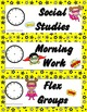 Super Hero Themed Daily Schedule