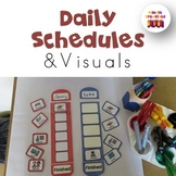 Daily Schedules and visuals