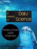 Distance Learning|Home Learning| 12 weeks of Daily Science