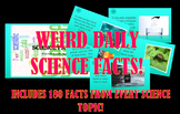 Daily Science Facts