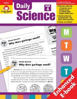 Daily Science, Grade 4