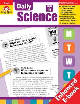 Daily Science, Grade 6