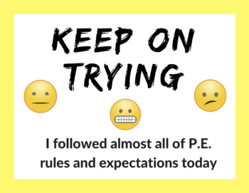 Daily Self Assessment For Physical Education  Related Areas 