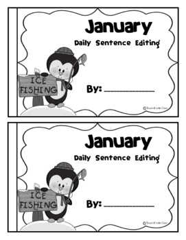 Daily Sentence Editing {10 months}