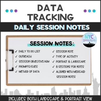 Daily Session Notes