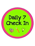 Daily Seven Check In