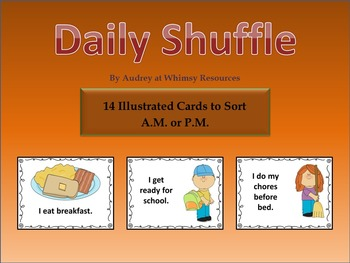 Daily Shuffle Time Center