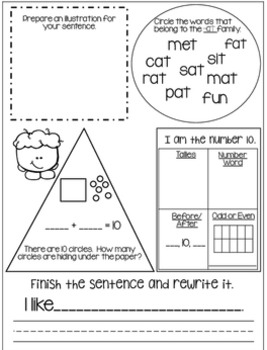 Daily Skill Practice...Common Core Review