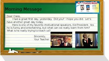 Daily Slides Day 2 3rd grade