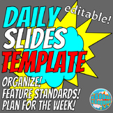 Daily Slides Template