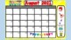 **REVISED** Daily SmartBoard  Number Corner for AUGUST 201