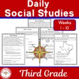 Daily Social Studies Grade 3