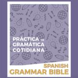 Daily Spanish Grammar Practice Workbook