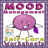 Stress Management Self-Care Worksheets: GRAPES