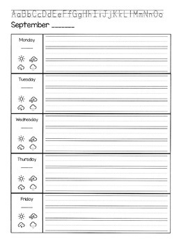 Daily Student Planner