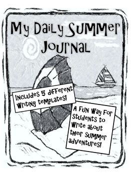Daily Summer Journal
