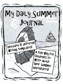 Daily Summer Journal