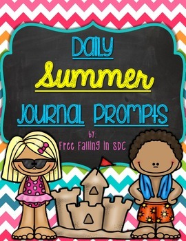 Daily Summer Journal Prompts