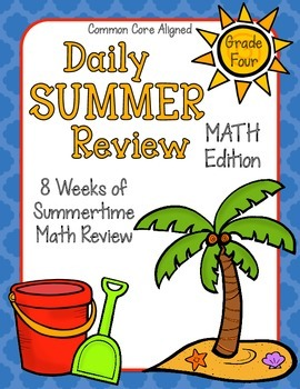 Daily Summer Review - Math Edition