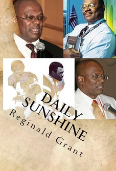 Daily Sunshine 17 poems by African American Teacher Reginald Grant