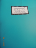 Daily Take Home Folder Kit