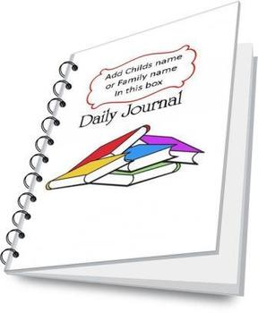 Daily Take-Home Journals