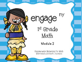 Engage NY, 1st Grade Math, Module 2, I Can Statements and Much More