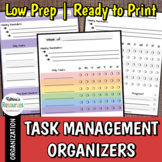 Daily Task Management Organizer
