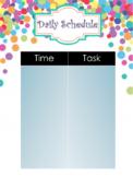 Daily Teacher Clipboard/Binder Pack {EDITABLE!}