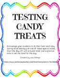 Daily Testing Candy Treats