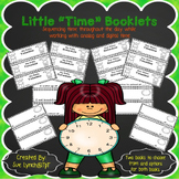 Daily Timeline Schedule {Mini Booklets}
