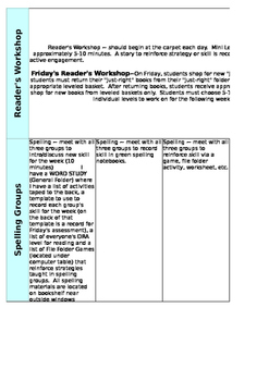 Daily To-Do Checklist