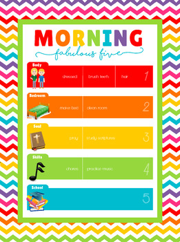 Daily To-Do for Kids
